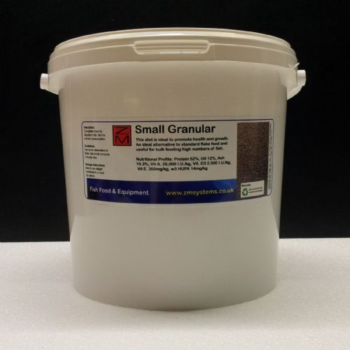 ZM Small Granular (** SPECIAL OFFER on large tubs **)